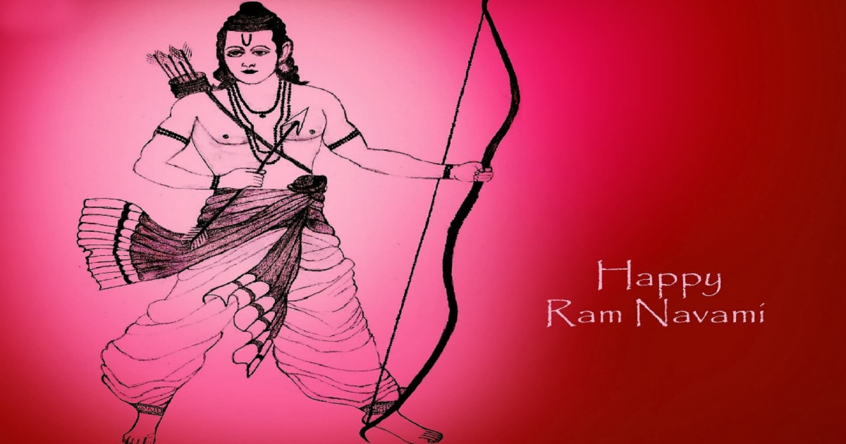 happy ram navami whatsapp images