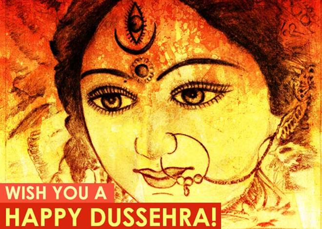 Dusshera or Dussehra Wishes