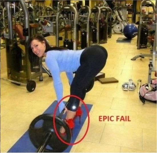 gym weight lifting funny pics