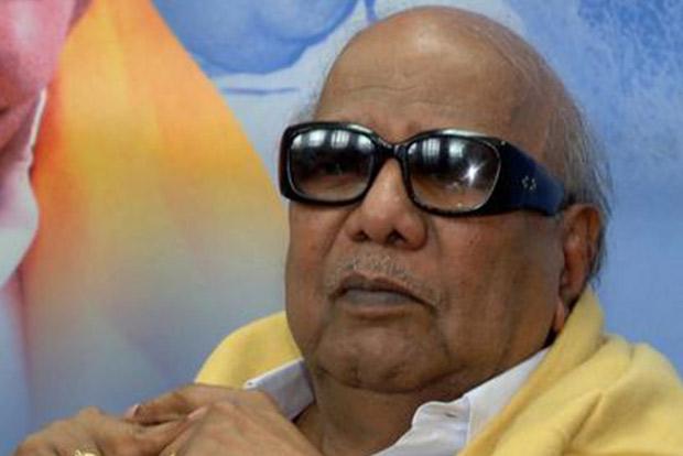 Muthuvel Karunanidhi biography