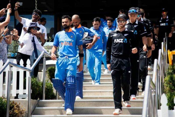 India vs New Zealand Semi Final ICC WC 2019
