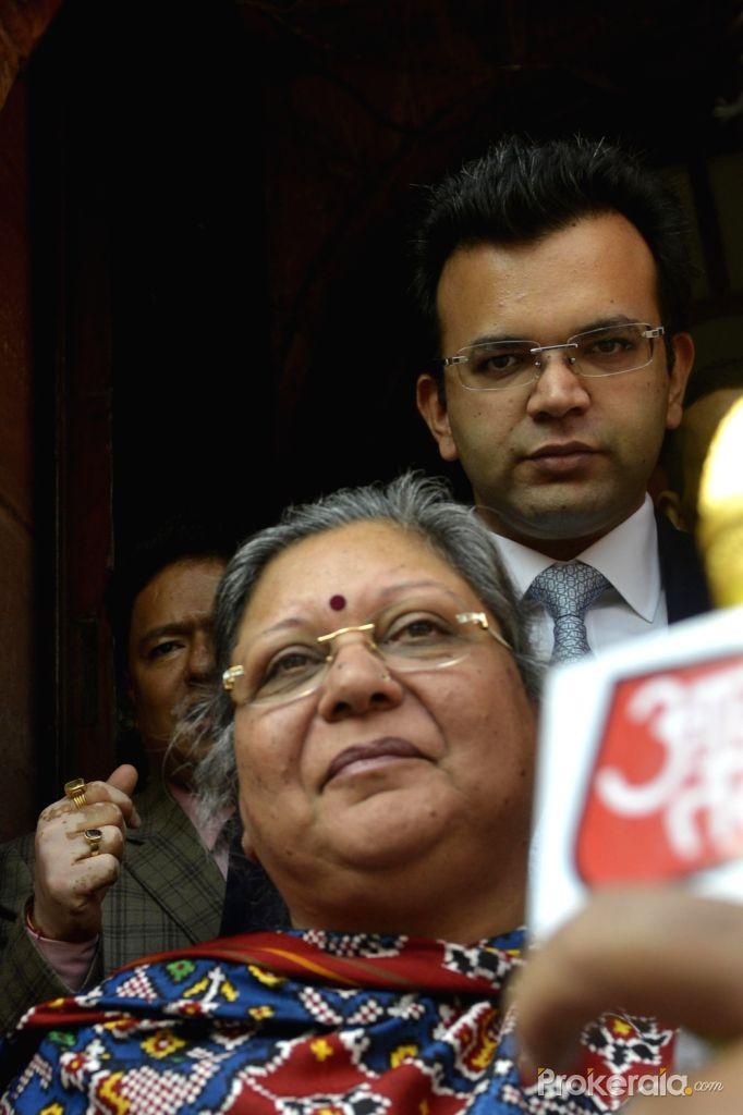 finance minister arun jaitley s wife sangeeta 643413