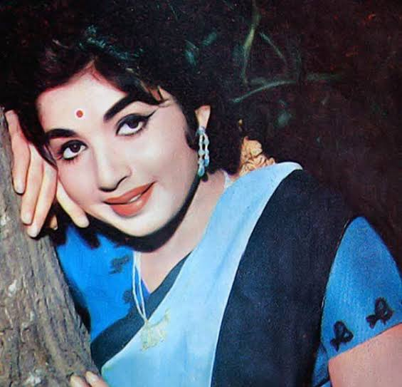 Actress Jayalalithaa
