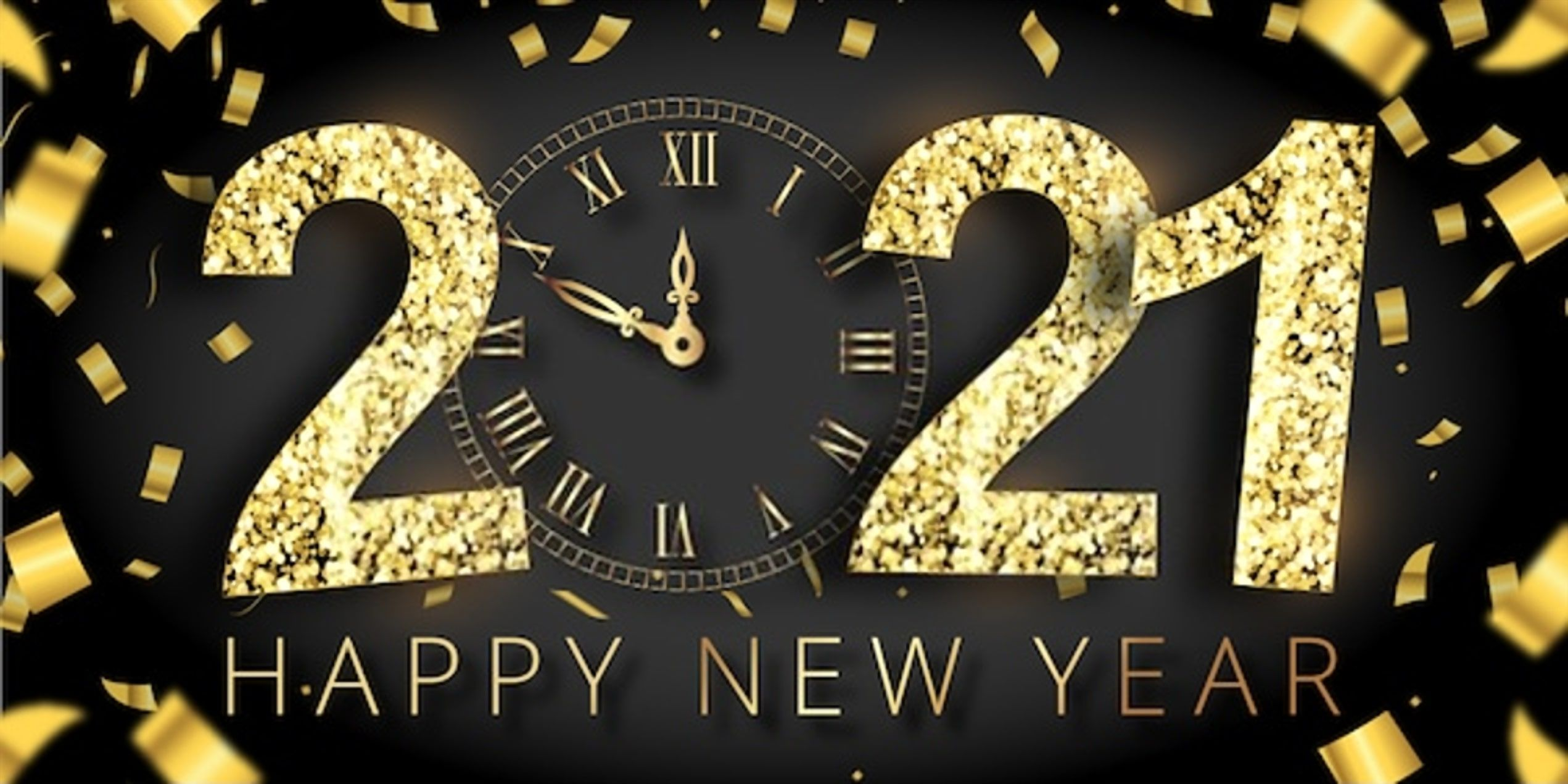 Happy New Year 2021 Wallpapers