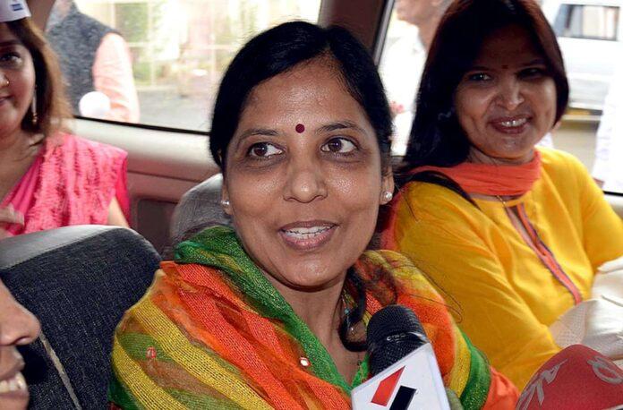 Sunita-kejriwal