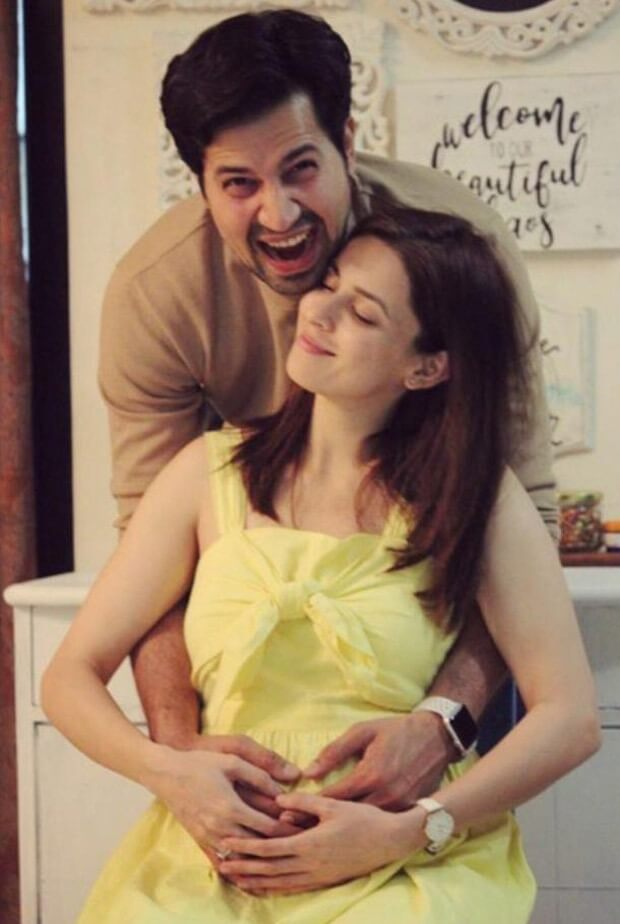 Veere Di Wedding actor Sumeet Vyas and wife Ekta Kaul announce pregnancy with a lovely post 1