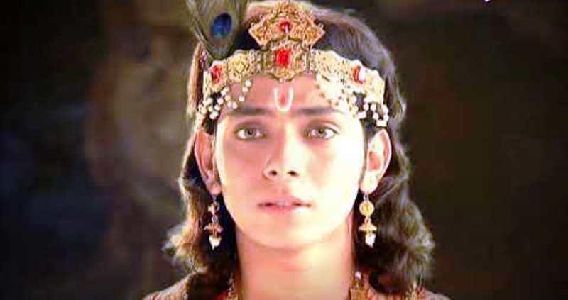 Vishal Jethwa as Krishna