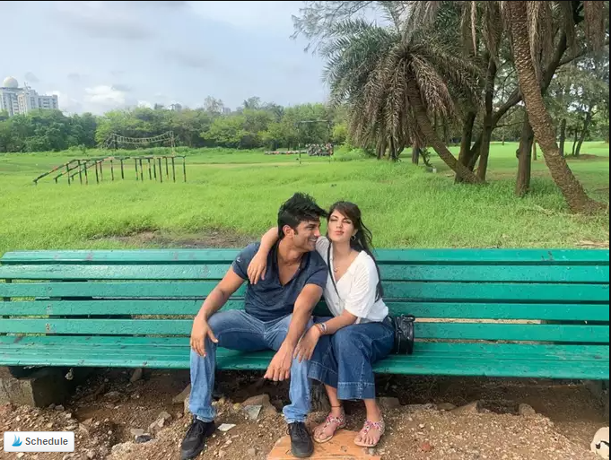 sushant-singh-rajput-rhea-chakraborty-images-latest 2020