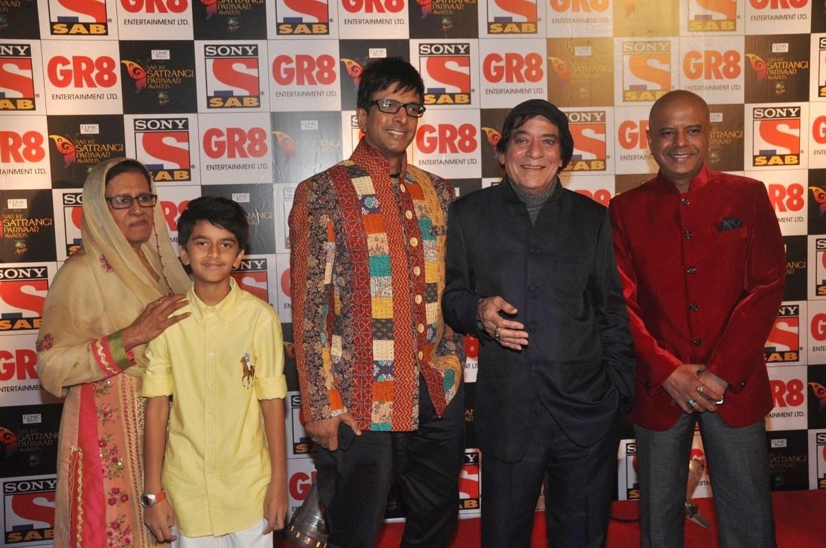 Jagdeep family images