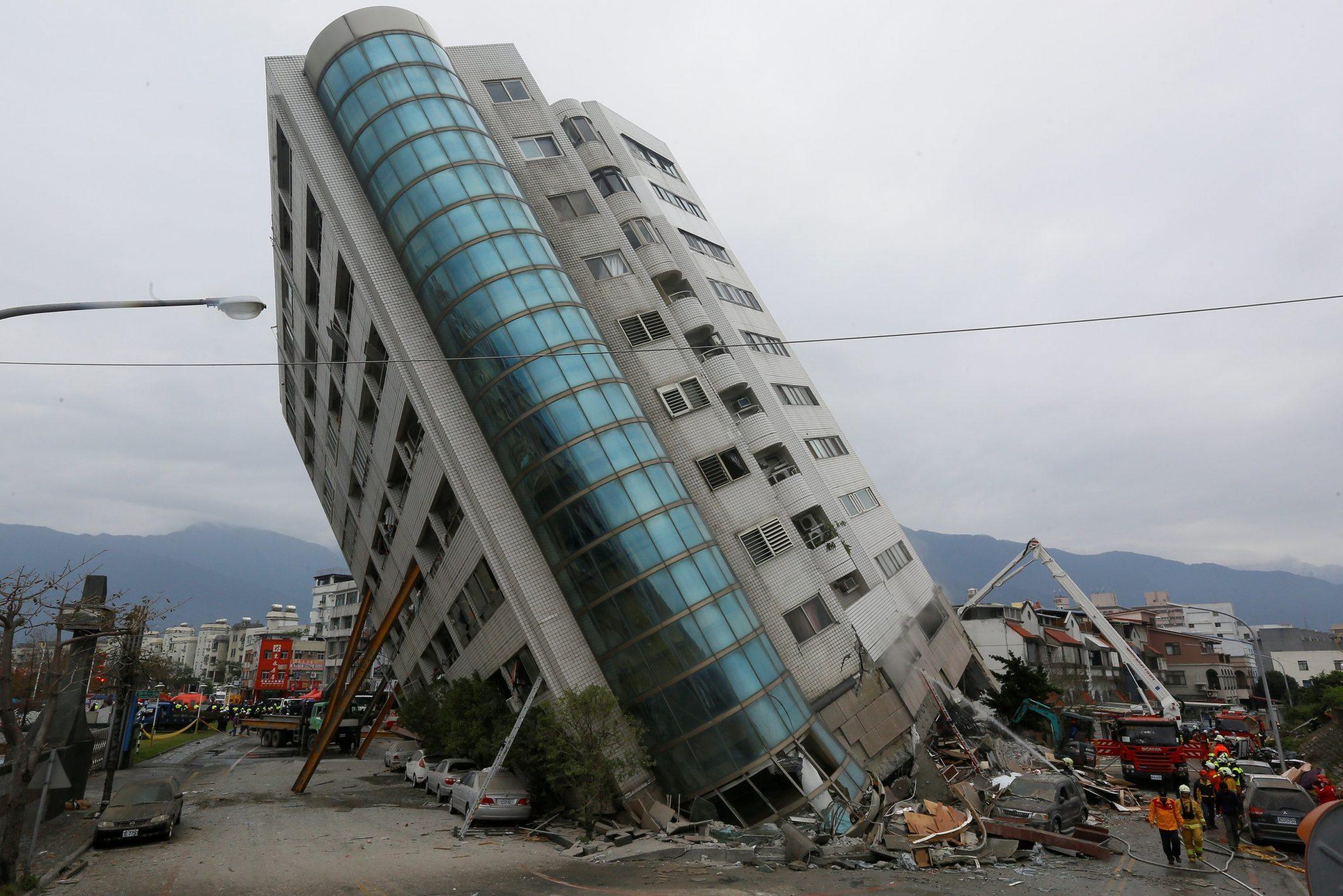 earth quake trending latest scaled