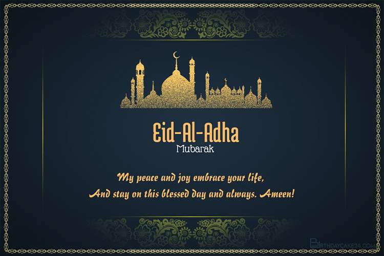 Eid Al-Adha 2020: Eid Mubarak from these wishes, shayari ...