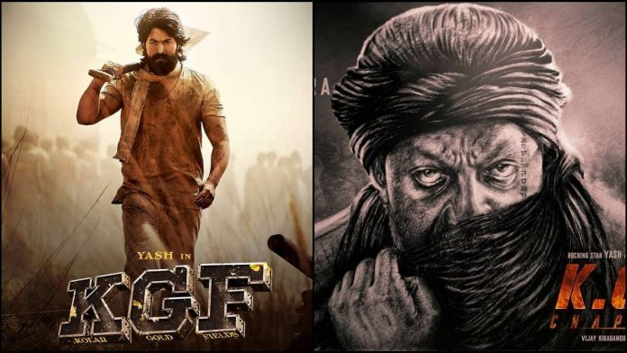 KGF NEW poster out