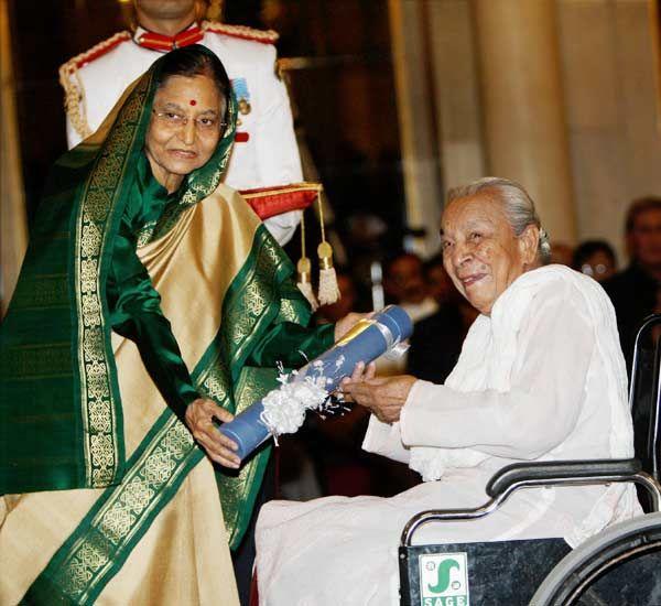 Zohra Sehgal award image