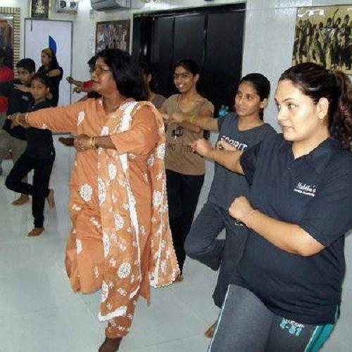 Habiba Rehman in Her Dance Academy