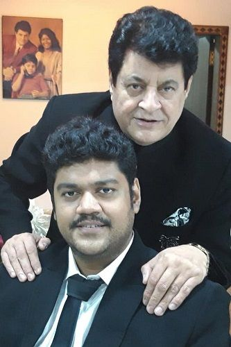 Habiba Rehman's Husband and Son