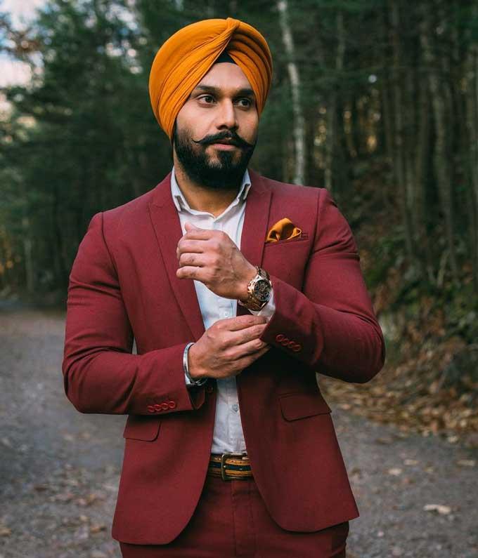 Param Singh Singer Image 1