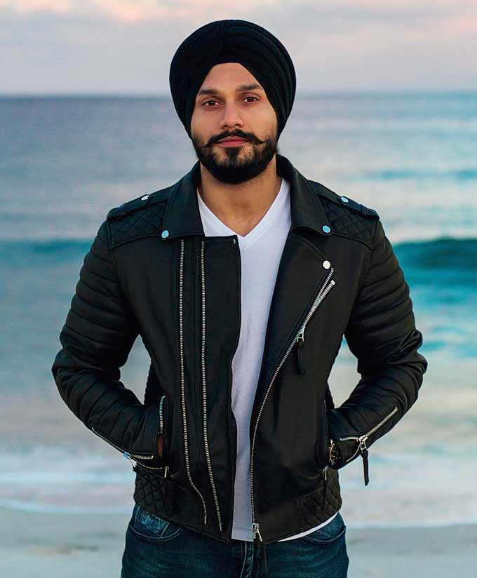 Param Singh Singer Pics 1