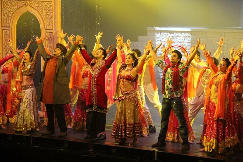 Taj Express – The Musical in Singapore