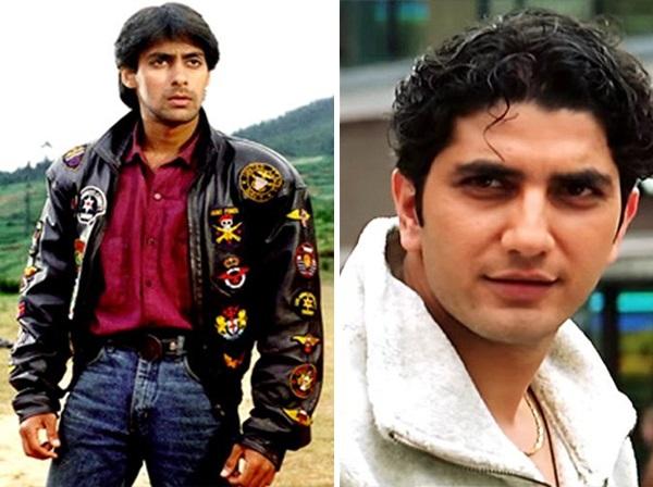 "Faraaz Khan was replaced by Salman Khan in ""Maine Pyar Kiya"" movie"