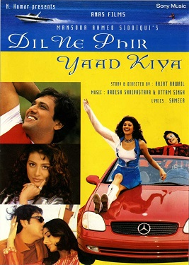 Dil Ne Phir Yaad Kiya 2001 Movie Poster 1
