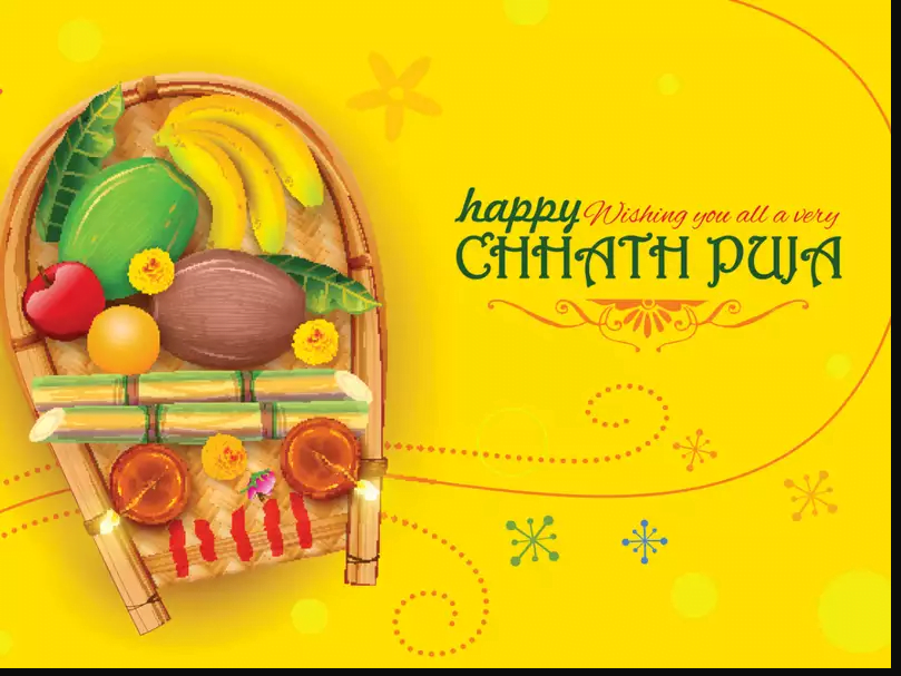 chatth puja images