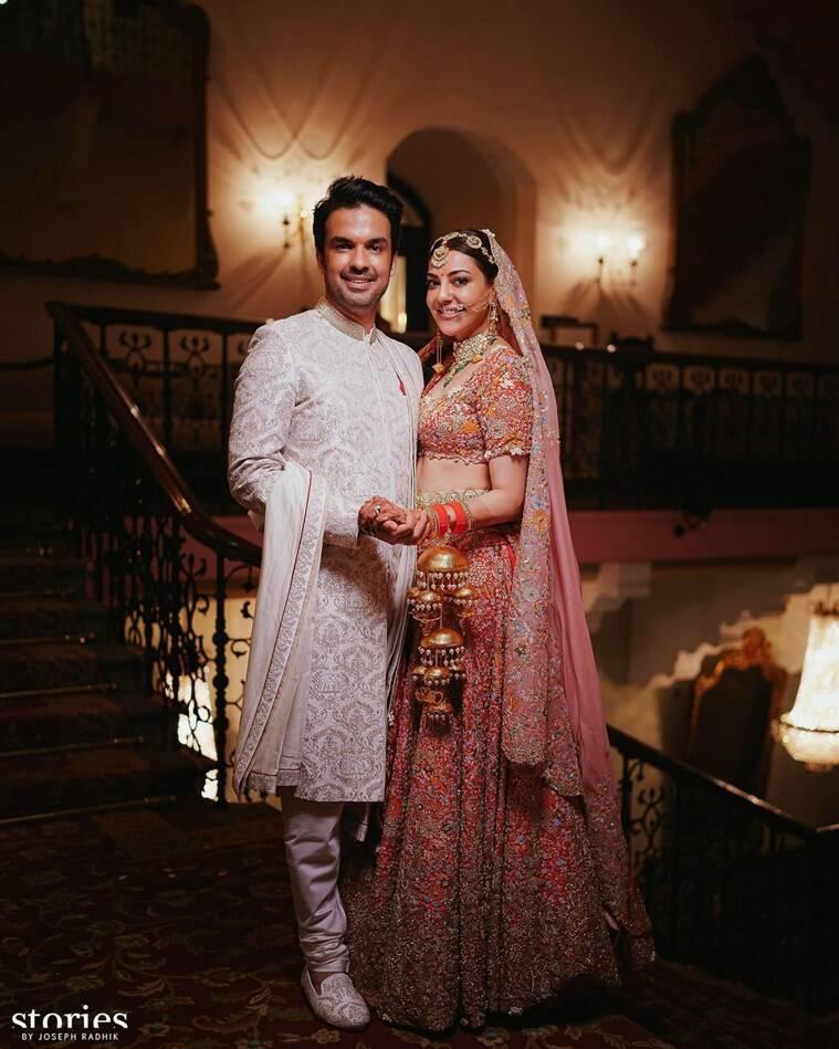 kajal gautam wedding 6