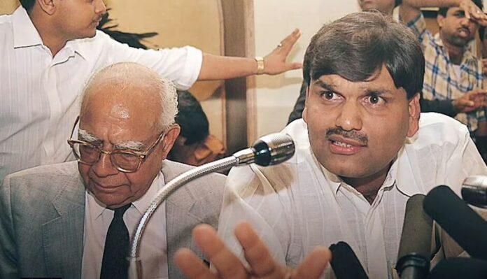 Harshad-Mehta-with-Ram-Jethmalani