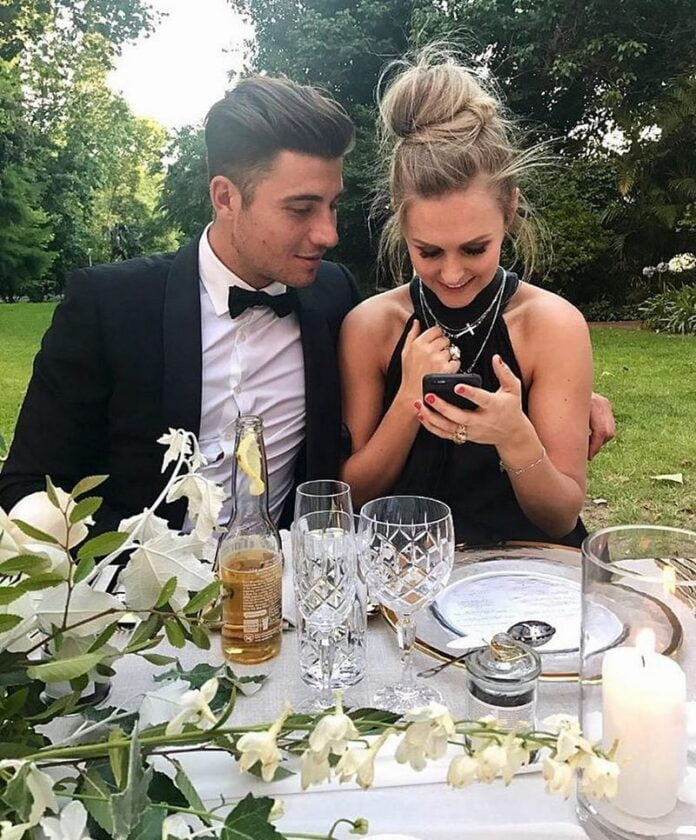 Marcus stoinis wife images