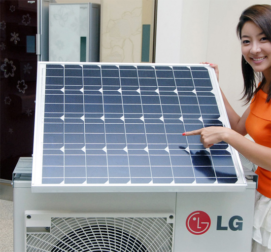 Solar Air Conditioners IMAGES
