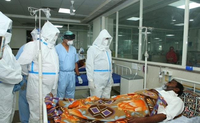 Lok Sabha Speaker arrives in Kota among Kovid patients wearing PPE kit