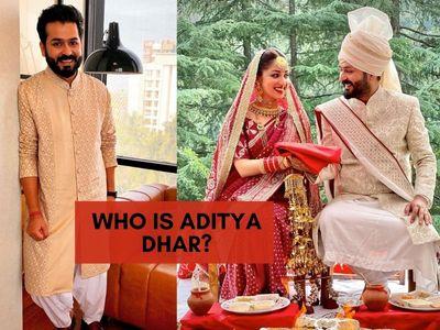 aditya dhar yami guatam wedding images