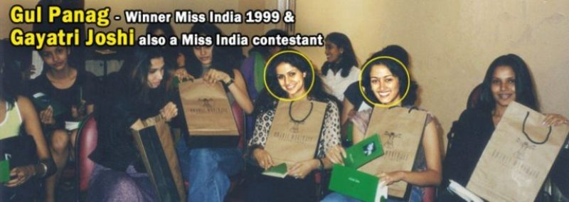 Gayatri Joshi in Miss India Competition