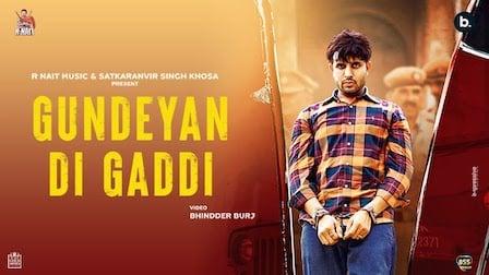 Gundeyan Di Gaddi Lyrics
