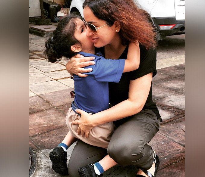 Tisca Chopra Birthday