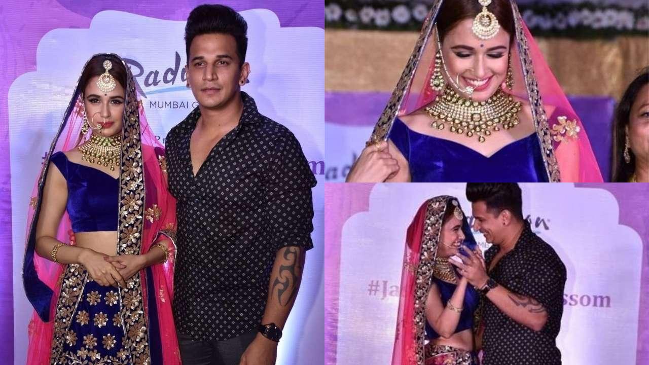 Yuvika Chaudhary Marriage