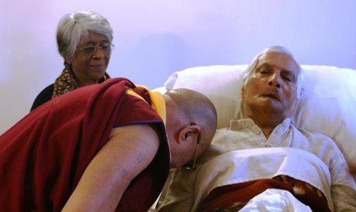 Dalai Lama George Fernandes