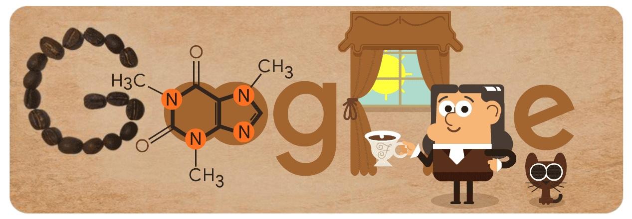 Friedlieb Ferdinand Runge's Google Doodle