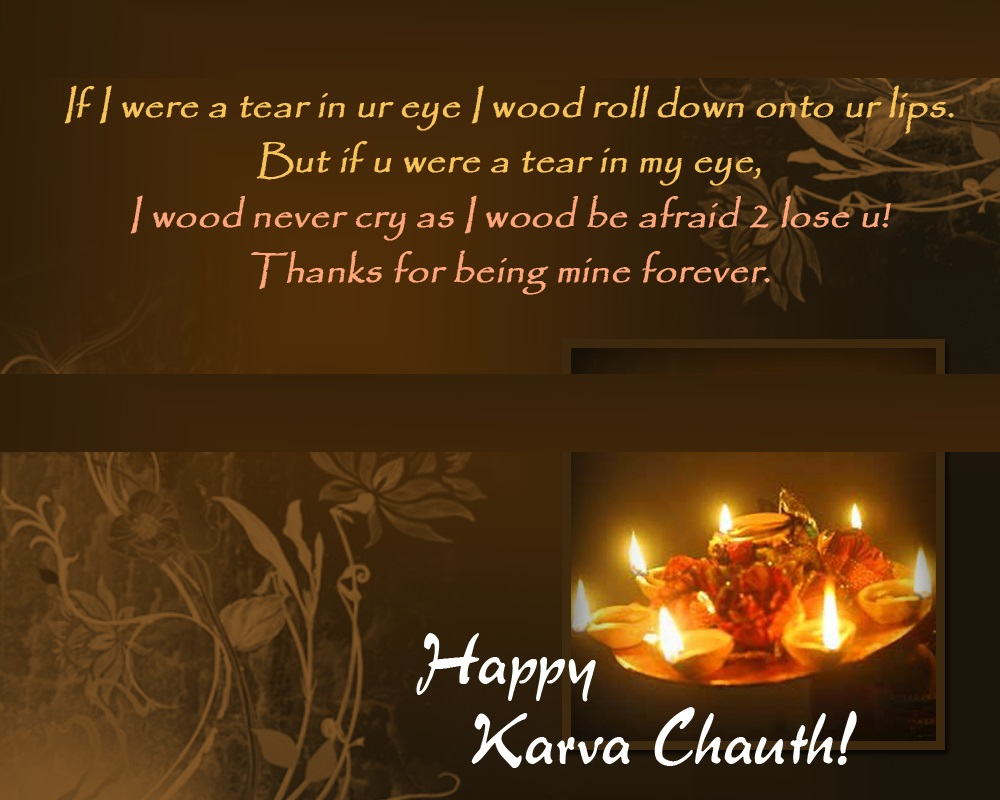 Karva Chauth celebrations