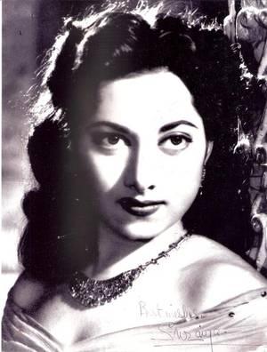 Madhubala Black and White Images