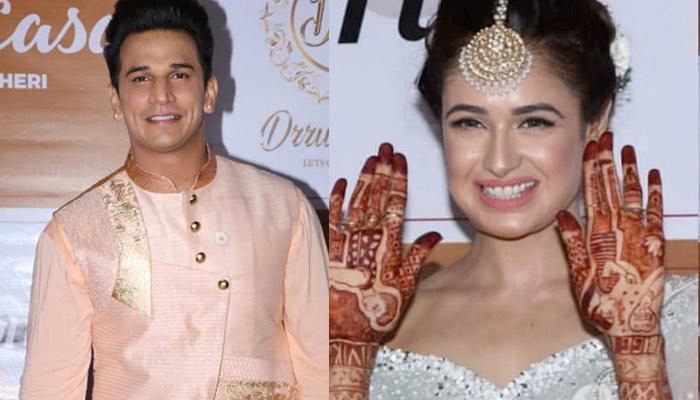 Yuvika Chaudhary and Prince Narula Marriage