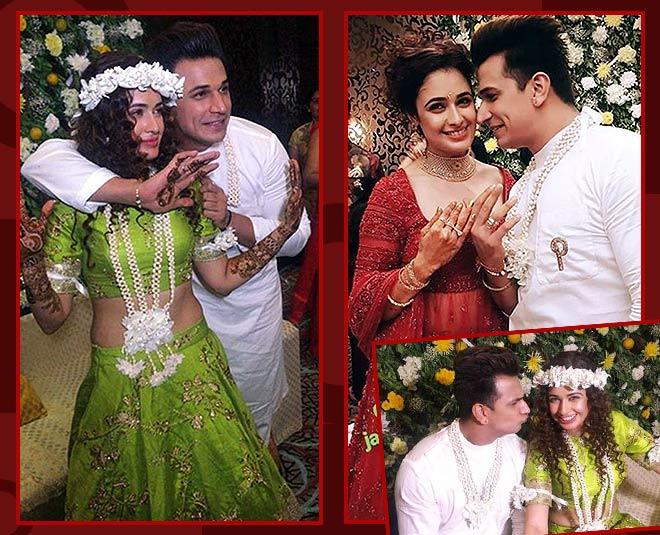 Prince Narula and Yuvika Chaudhary marriage