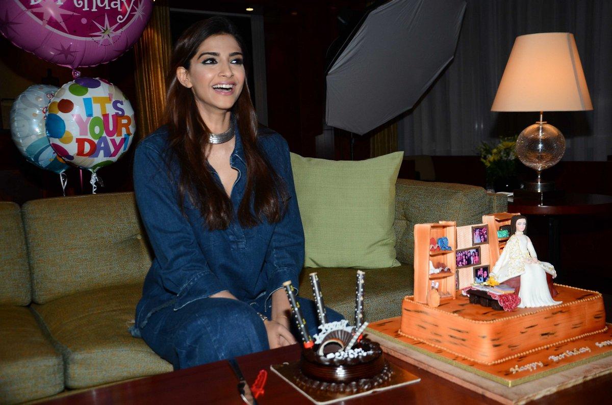 birthday girl sonam kapoor