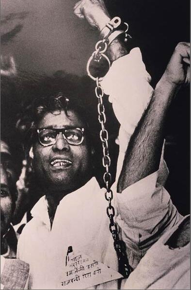 former Defence Minister Sh. George Fernandes 1