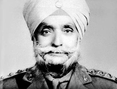 Havildar Ishar Singh