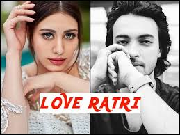 An Official Trailer Of an Upcoming Movie, Loveratri Released