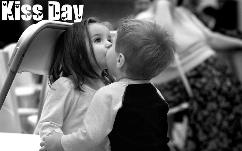 kiss day image